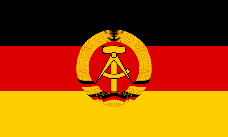 Democracy  East Germany and the Berlin WallJoseph Stalin And The Soviet Union Flag