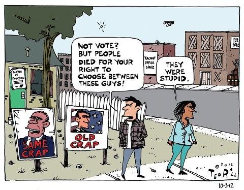 Rall_Boycott the Vote2