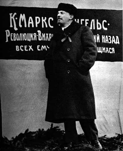 Lenin_giving a speech