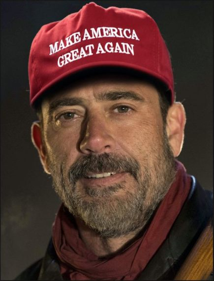 Negan make america great again
