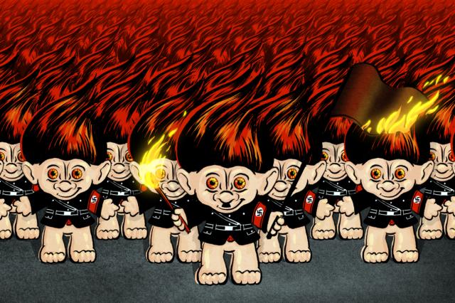 Nazi Troll Army