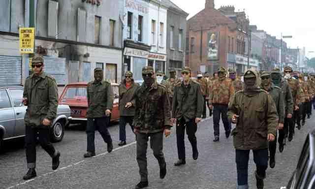 UDA on parade