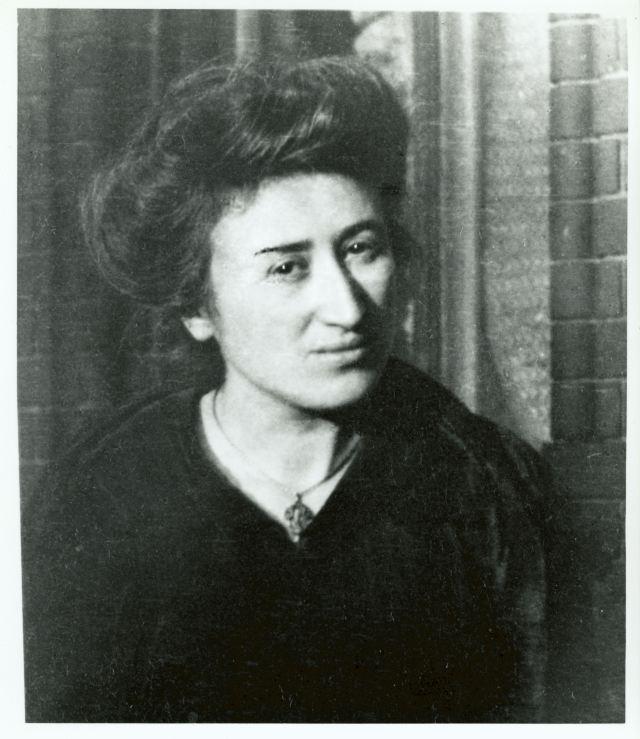1907 or 1908 maybe- rosa luxemburg- rls